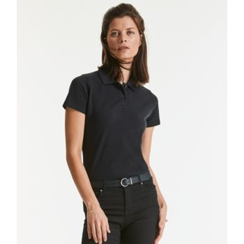 Russell Ladies Classic Cotton Polo Thumbnail