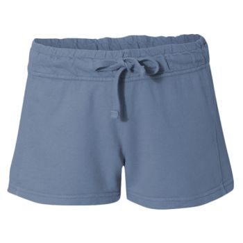 Women's French terry shorts Thumbnail