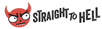 Straight To Hell - Merchandising