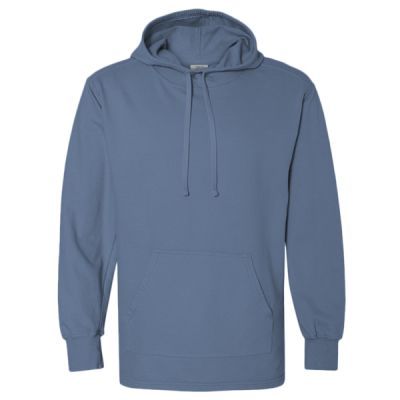 Adult French terry scuba hoodie Thumbnail